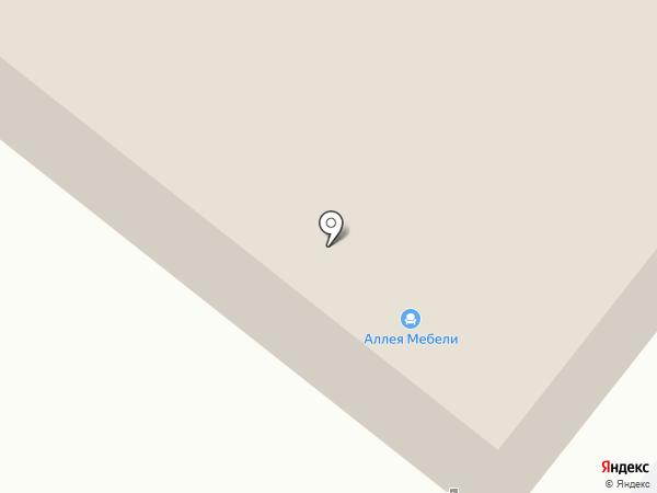 ИнтерДизайн на карте