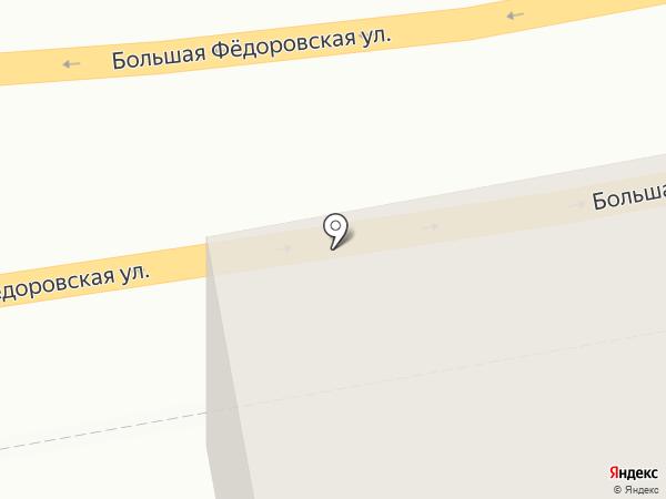 Радиомастерская на карте