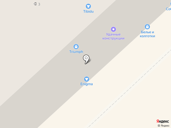 МамаБэль на карте