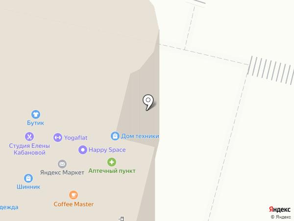 Пир House на карте
