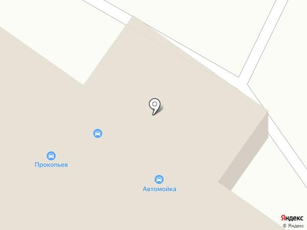 Авто-Универсал на карте