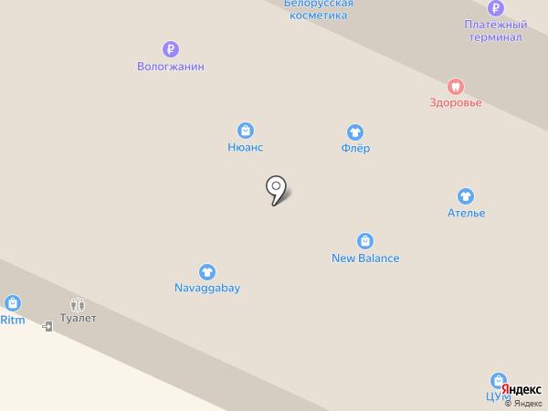 Банзай на карте