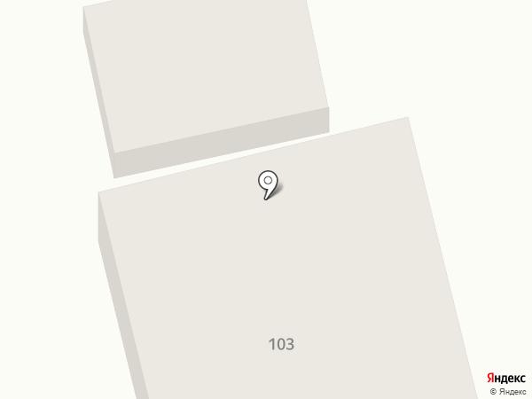 Лавандовая ферма на карте