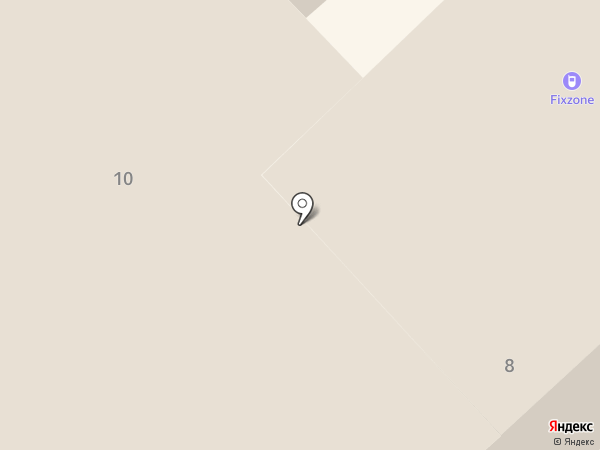 Вологодский областной информационно-аналитический центр культуры на карте