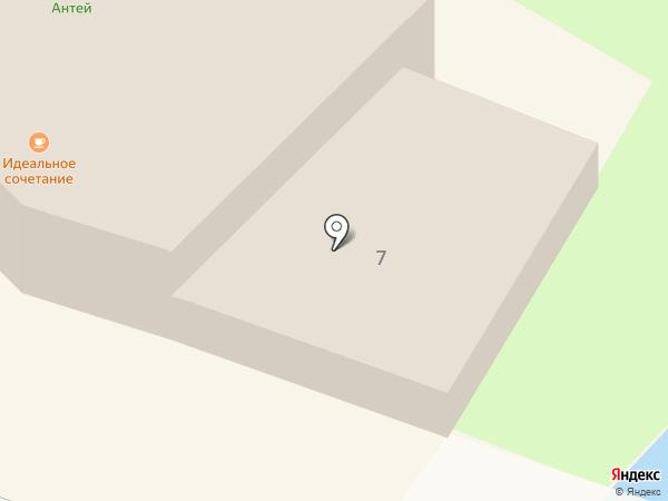 Тонга на карте