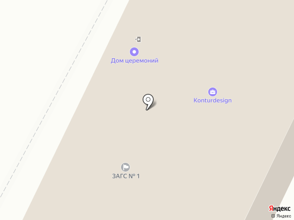 Радиочастотный центр Центрального федерального округа, ФГУП на карте