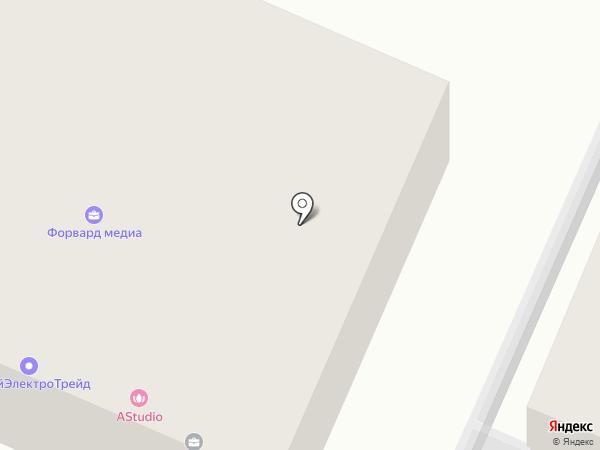 Комсомольская правда на карте