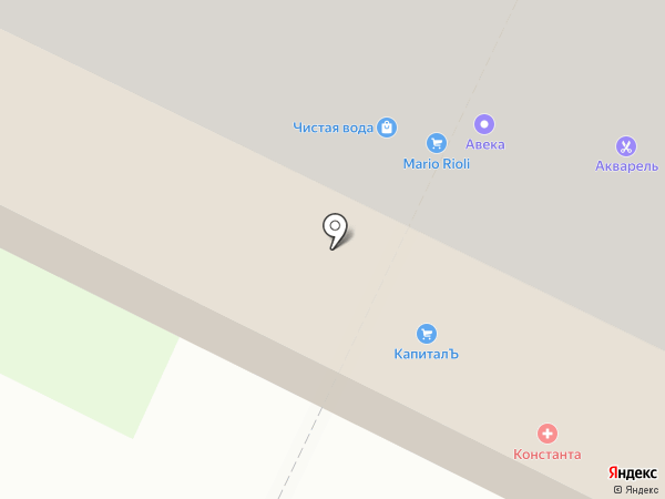 Главное бюро медико-социальной экспертизы по Вологодской области на карте