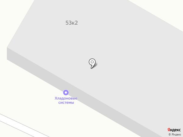 II этаж на карте