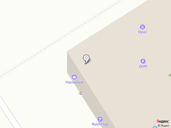 Салмед на карте