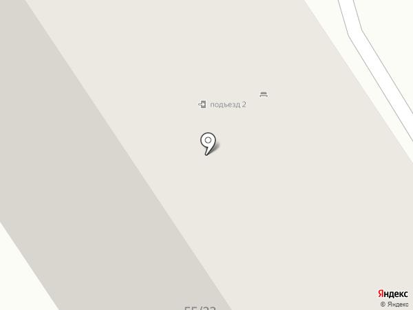 Ярославский эвакуатор на карте