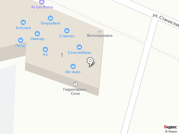 Продукты из Сокольского на карте