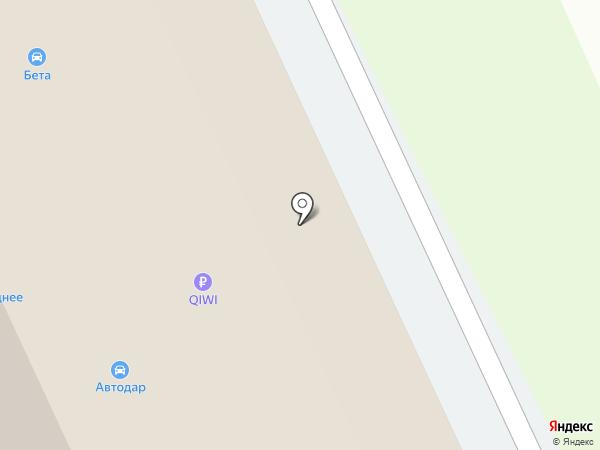 Рентакар на карте