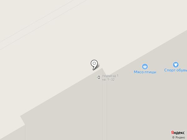 Удачный выбор на карте