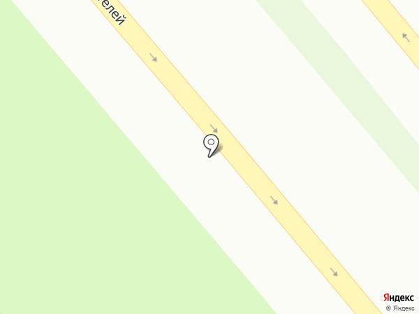 Роспечать, ЗАО на карте