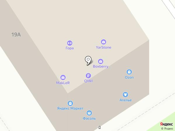 Моя Провинция на карте