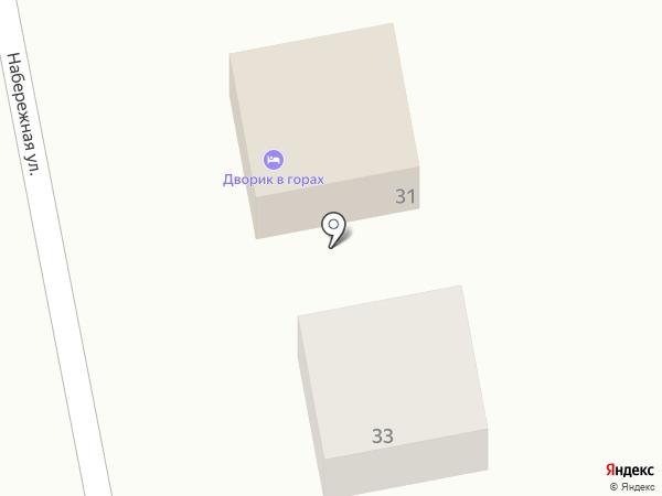 Юлена на карте