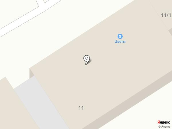 Белиссимо на карте