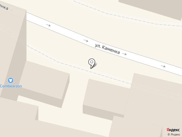 Краснополянский Горный Клуб на карте