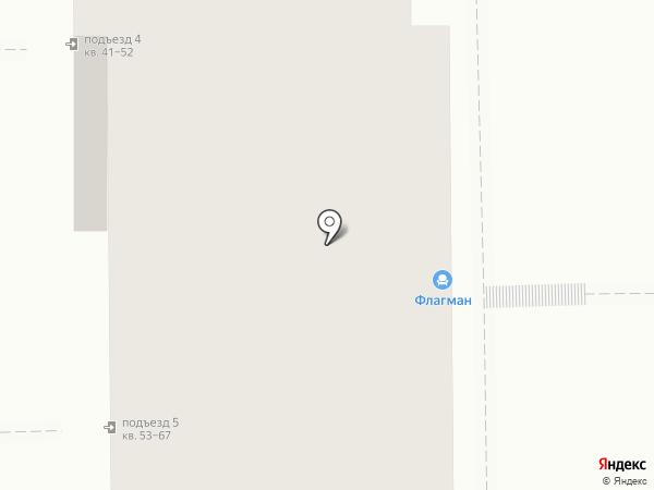 ЖСК 105 на карте