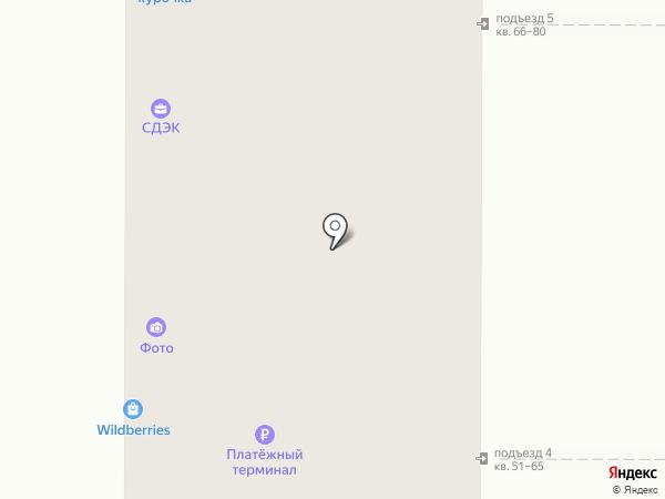 Квартирный ответ на карте