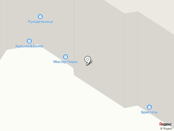 КвадроКом на карте