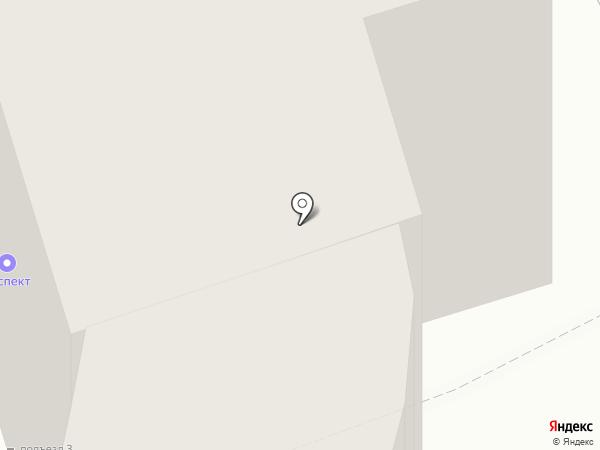 М-Дент на карте