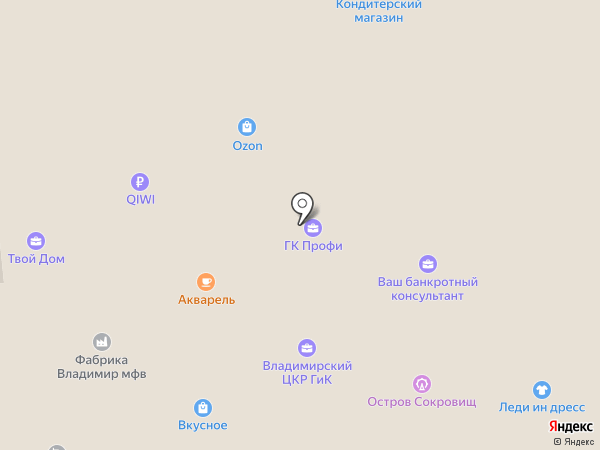 ТЕХНОРЕСУРС на карте