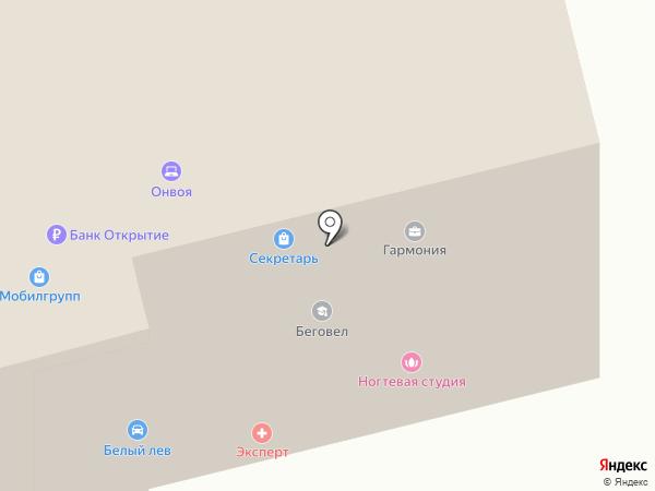 ВЫМПЕЛКОМ на карте