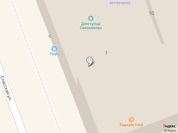 Neo на карте