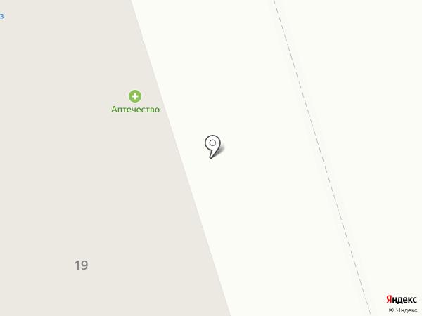 Жига-Бар на карте