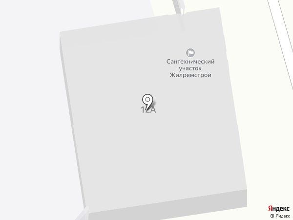 Жилремстрой на карте