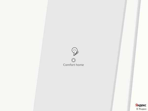 Комбикормовый завод №1 на карте