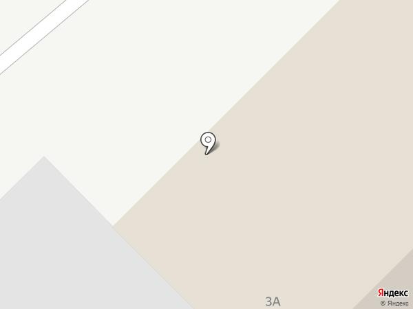 Берега на карте