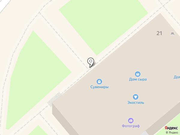 Суздальское фотоателье на карте