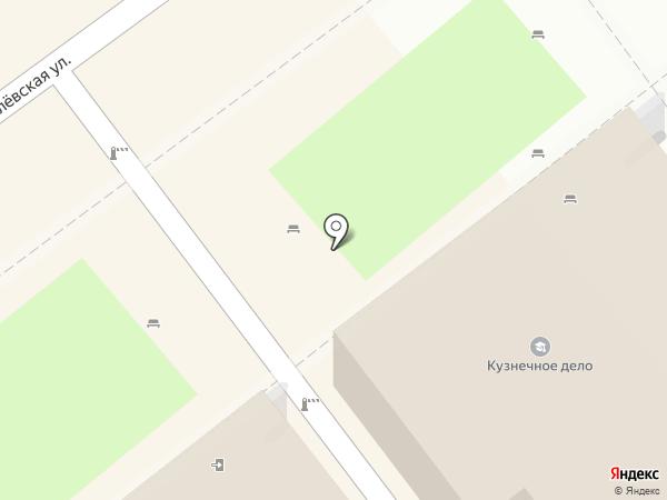Антикваръ у Кремля на карте