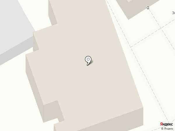 Русская трапезная на карте