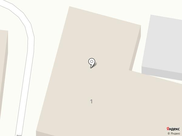 Ландыш на карте