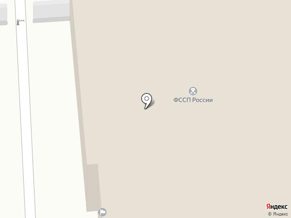 Отдел судебных приставов по Суздальскому району на карте