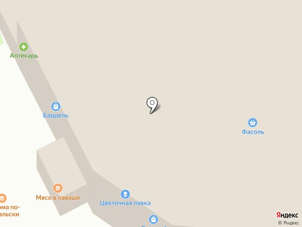 Магазин автотоваров на Добросельской на карте