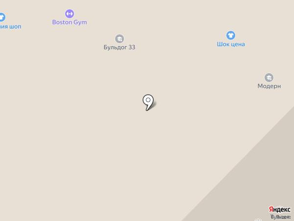 Владбизнесбанк, ЗАО на карте