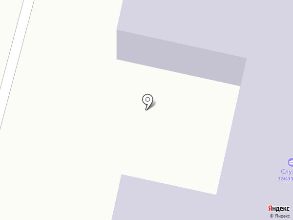 Китеж на карте