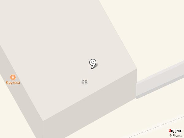 Прайм Брэнд на карте