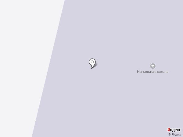 Заостровская начальная общеобразовательная школа на карте