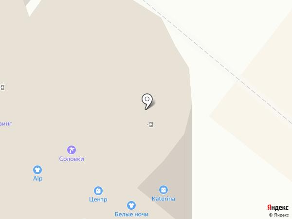 Lafayette на карте
