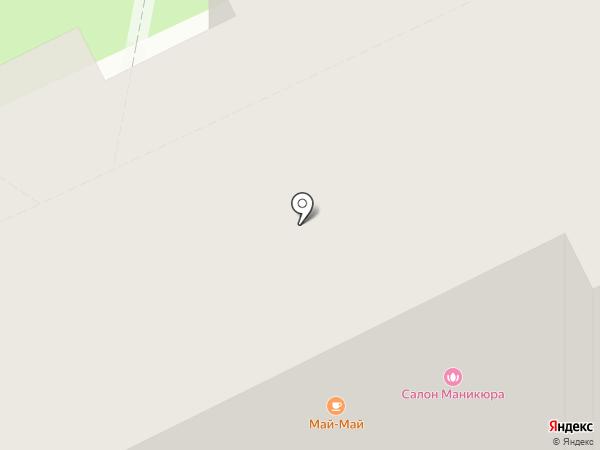 МБМ на карте