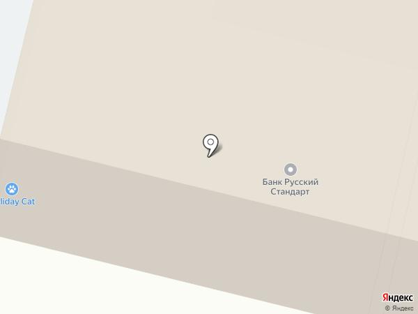 Банкомат, Внешпромбанк на карте