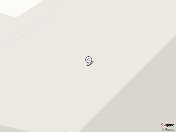 АСТРЕЯ на карте