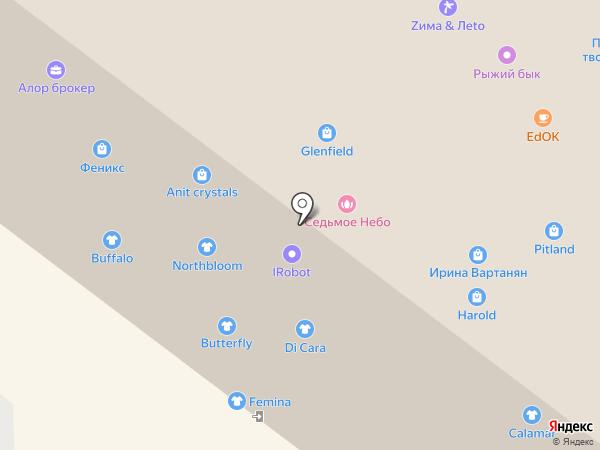 Botanica на карте
