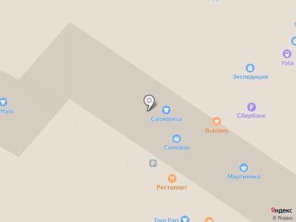 LADY BOSS на карте
